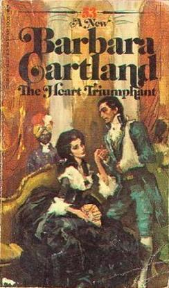 The Heart Triumphant by Barbara Cartland