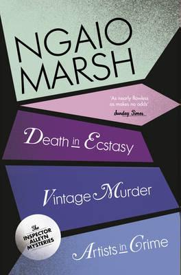 Death in Ecstasy / Vintage Murder / Artists in Crime