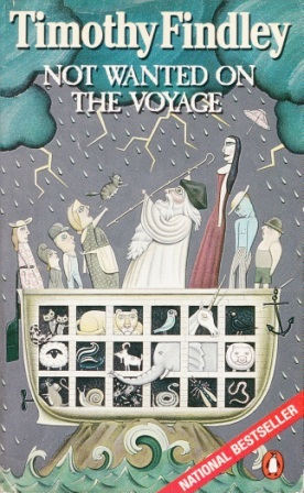 A literary analysis of not wanted on the voyage by timothy findley