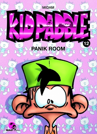 Panik Room (Kid Paddle, #12)