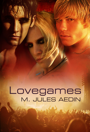 Lovegames by M. Jules Aedin