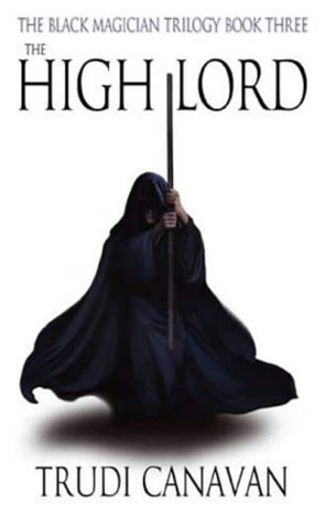 The High Lord (The Black Magician Trilogy, #3)