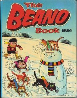 The Beano Book 1984 by D.C. Thomson & Company Limited