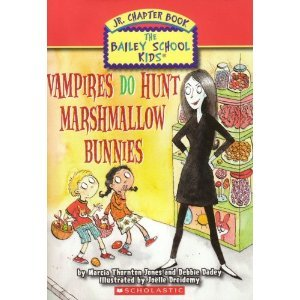 Vampires Do Hunt Marshmallow Bunnies (Bailey School Kids Jr. Chapter Book, #7)