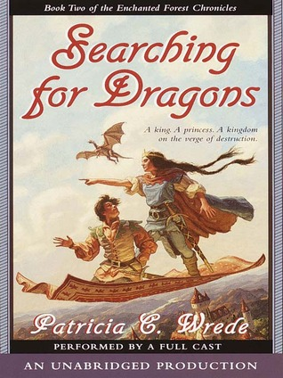 Searching for Dragons by Patricia C. Wrede