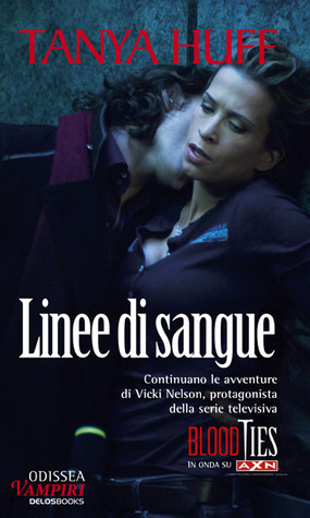 Linee di sangue by Tanya Huff