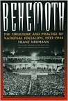 Behemoth: The Structure & Practice of National Socialism, 1933-1944