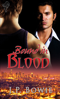 Bound in Blood by J.P. Bowie