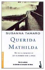 Querida Mathilda by Susanna Tamaro