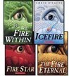 Icefire Complete 4-Book Set: The Fire Within, Icefire, Fire Star, And The Fire Eternal