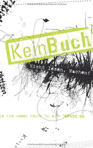 Kein Buch by Kerstin Kempf