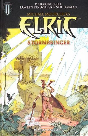 Elric. Stormbringer by P. Craig Russell