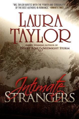 book cover art for Intimate Strangers by Laura Taylor