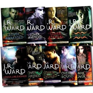Black Dagger Brotherhood Collection by J.R. Ward