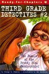 The Puzzle Of The Pretty Pink Handkerchief (Third Grade Detectives, 2)