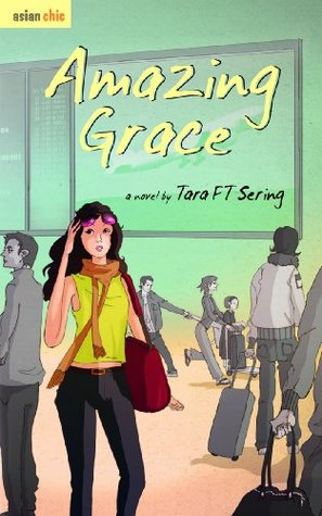 Amazing Grace by Tara F.T. Sering