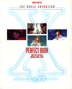 The Movie Animation X Perfect (in Japanese)