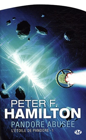 Pandore abusée by Peter F. Hamilton