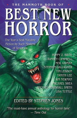 The Mammoth Book of Best New Horror 16 by Stephen Jones