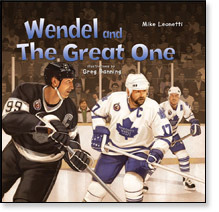 Wendel and the Great One by Mike Leonetti