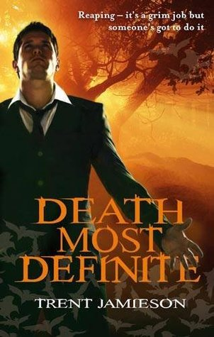 Death Most Definite (Death Works Trilogy #1)