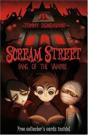 Fang of the Vampire by Tommy Donbavand