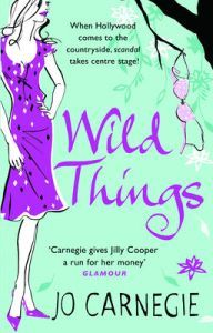 Wild Things by Jo Carnegie