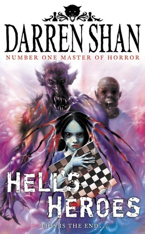 Hell's Heroes (The Demonata, #10)