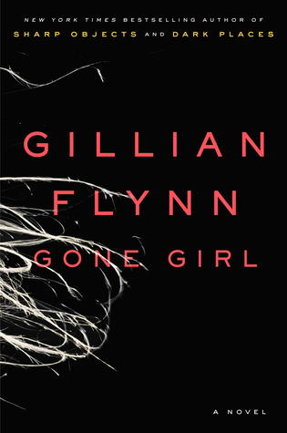 Gillian Flynn's GONE GIRL Cover