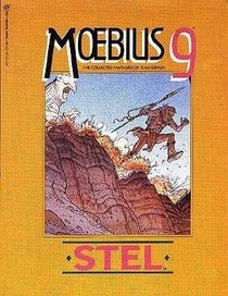 The Collected Fantasies, Vol. 9 by Mœbius