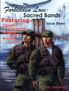Forbidden Love Issue 3 by Claudia Christian