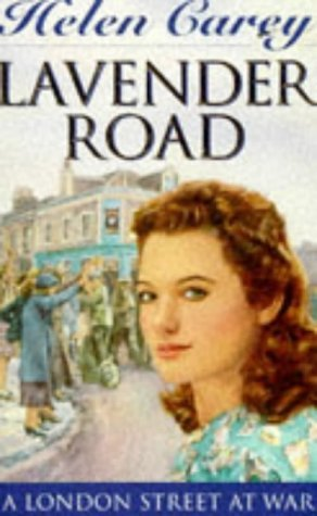 Lavender Road by Helen  Carey