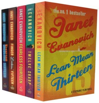Stephanie Plum Series Collection by Janet Evanovich