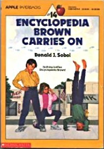 Encyclopedia Brown Carries On by Donald J. Sobol