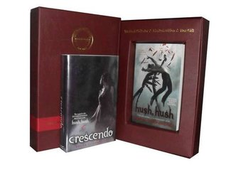 Becca Fitzpatrick Collection: Hush, Hush & Crescendo