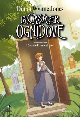 La Casa per Ognidove by Diana Wynne Jones