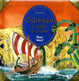 Odissea  by Homer