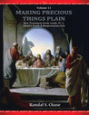 New Testament Study Guide, Pt. 2: The Infinite Atonement / Acts of the Apostles (Making Precious Things Plain, Vol. 11)