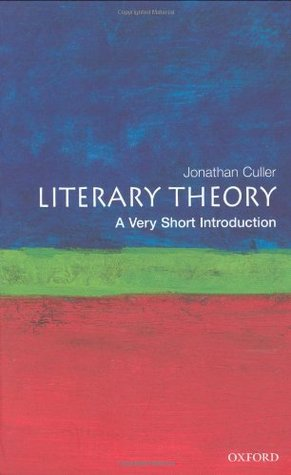 Literary Theory by Jonathan Culler
