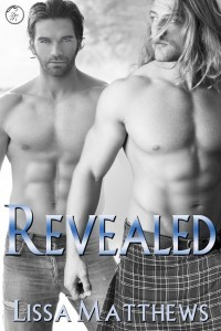 Revealed (Masked, #3)