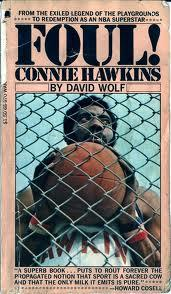 Foul: Connie Hawkins