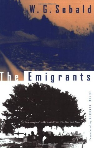 The Emigrants by W.G. Sebald