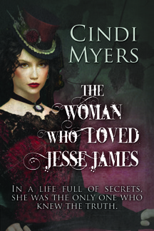 The Woman Who Loved Jesse James by Cindi Myers