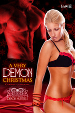 A Very Demon Christmas by Evanne Lorraine