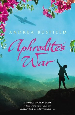 Aphrodite's War by Andrea Busfield