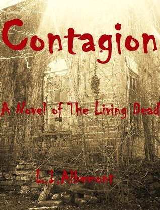 Contagion A Novel of The Living Dead