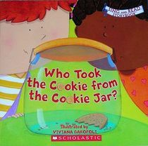 Who Took The Cookie From The Cookie Jar   Sing And Read Storybook