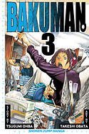 Bakuman, Volume 3 by Tsugumi Ohba