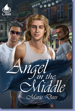 Angel In The Middle by Marie Dees