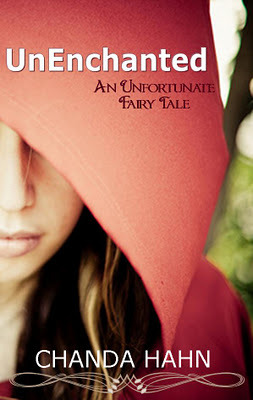 UnEnchanted An Unfortunate Fairy Tale series Chanda Hahn epub download and pdf download